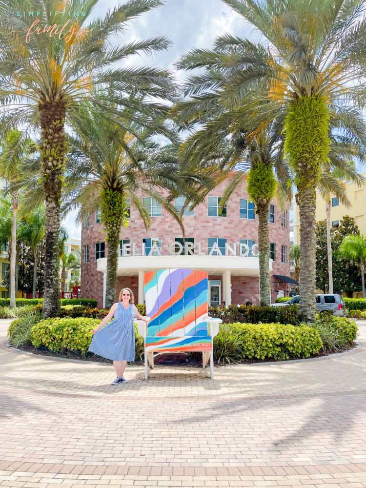 Melia Orlando Celebration Hotel Chair