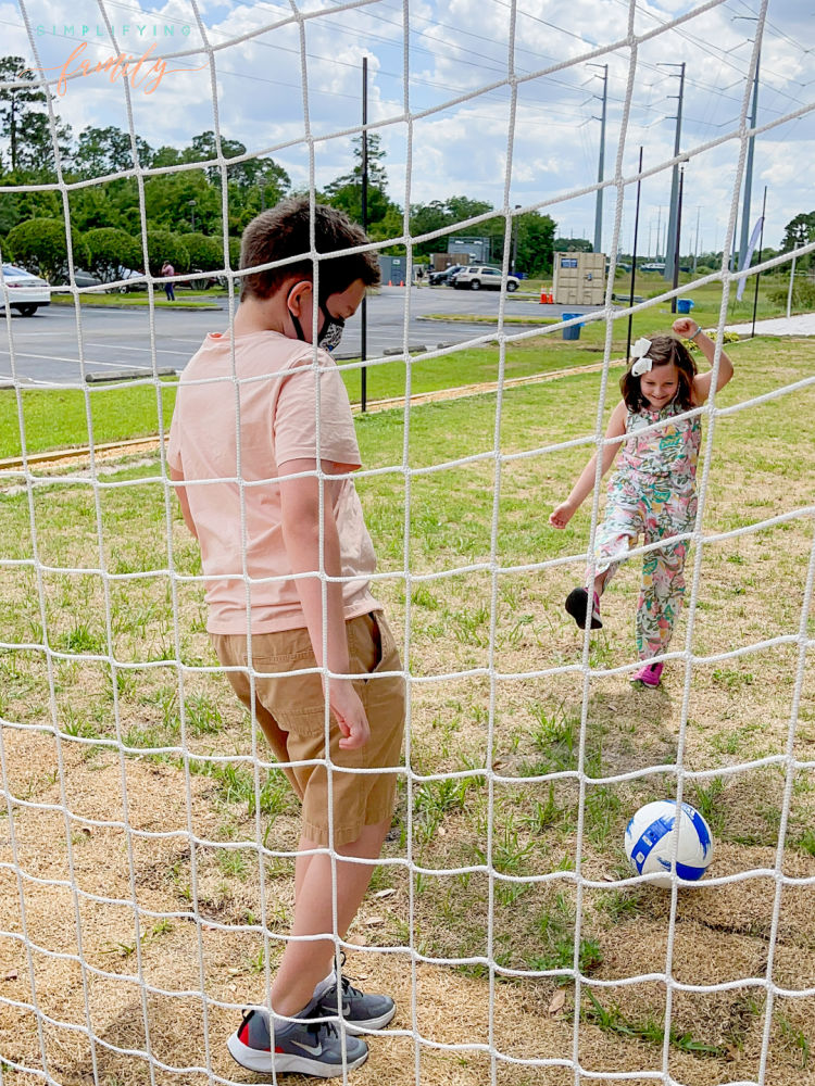 visit orlando Melia Orlando Celebration soccer Field