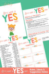 How to Have a Yes Day Printable